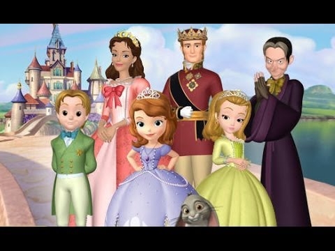 Sofia The First: The Baker King