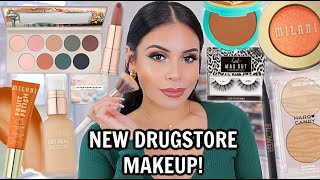 NEW DRUGSTORE MAKEUP TESTED: FULL FACE OF FIRST IMPRESSIONS *amazing affordable makeup*