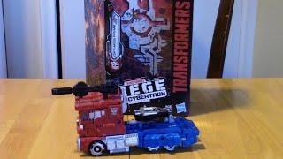 WFC: Siege Optimus Prime Voyag…