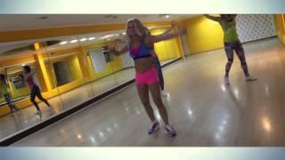 Утро с Алиной Бенционовой  Зумба фитнес  5 HD