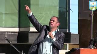 LO ULTIMO PREDICA Dr.DAVID DIAMOND EN LA PLAZA DE ARMAS DE ILAVE PUNO PERÚ - 2018