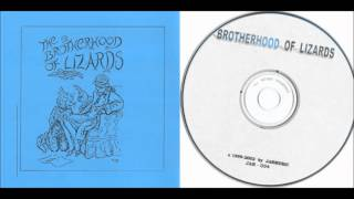 Brotherhood of Lizards - On planets where I was young