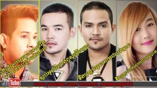 Khem,Pich Thana,Sereymon,Eva , 4song Nonstop khmer 2015