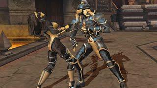 [TAS] Mortal Kombat Armageddon - Hotaru ENDURANCE (WII)
