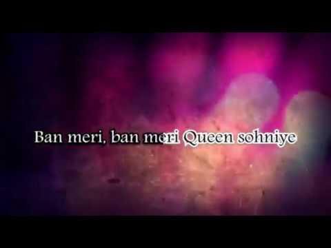 Guru Randhawa High Rated Gabru Lyrics | Latest Punjabi Song 2017