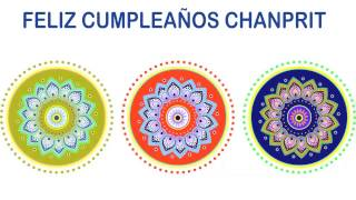 Chanprit   Indian Designs - Happy Birthday