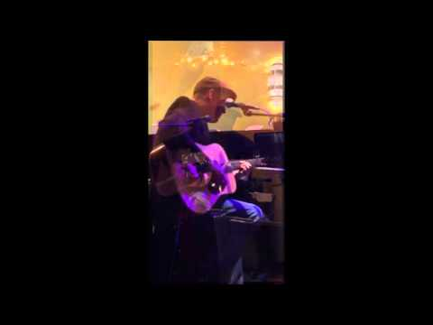 Spoon Phillips sings Triad by David Crosby - Path Cafe NYC 10-27-15 HD