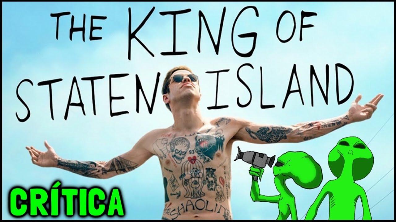 O REI DE STATEN ISLAND (The King of Staten Island, 2020) - Crítica