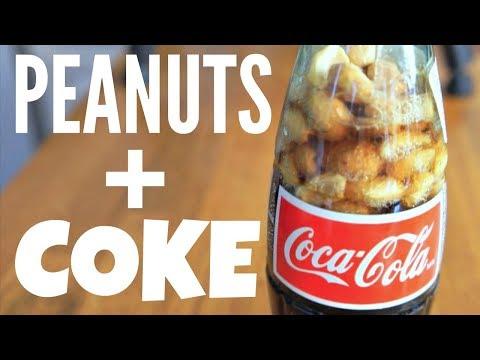 PEANUTS & COKE Taste Test