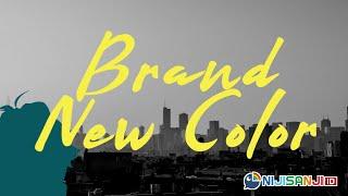【ORIGINAL】 Brand New Color 【Reza Avanluna】