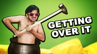 CANNOT GET OVER IT - Saiman Plays 'Getting Over It with Bennett Foddy''