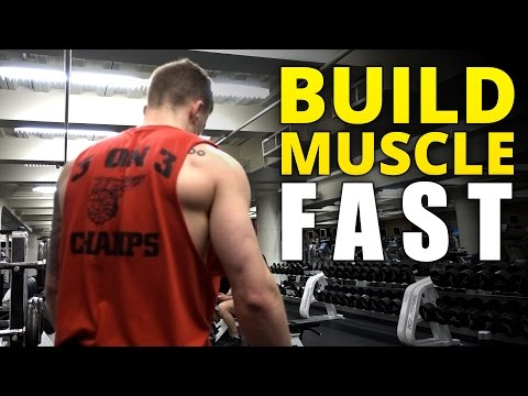Progressive Overload | The Fastest Way to Build Muscle