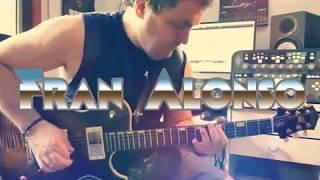 Knaggs Guitar Steve Stevens -   80´S Heavy Metal Impro