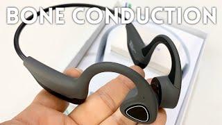 $30 Bluetooth Bone Conduction Headphones Review