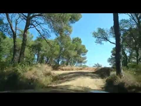 Hyundai Tucson 2016 on spanish road
