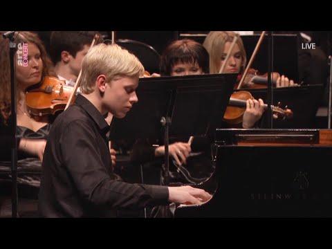 Alexander Malofeev -- E. Grieg. Piano Concerto In A Minor, Op.16.