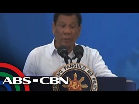 TV Patrol: Same-sex marriage, OK kay Duterte; Simbahan, humirit ng konsultasyon