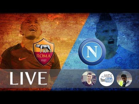 LIVE Calcio post ROMA - NAPOLI 1-2 e anticipazioni CAGLIARI-INTER • Mertens, il fuoriclasse azzurro