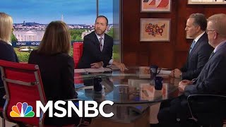 Barr: Whistleblower Complaint Set To Raise A Lot Of Alarm Bells On Capitol Hill | MTP Daily | MSNBC