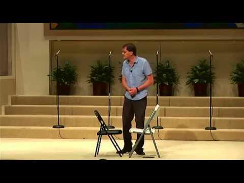 Gospel in Chairs: A Beautiful Gospel 2015 Brad Jersak