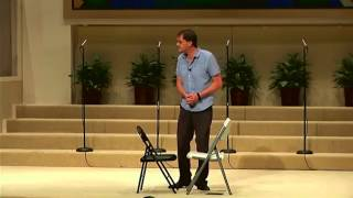Gospel in Chairs: A Beautiful Gospel 2015 Brad Jersak
