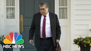 AG William Barr: Conclusions From Robert Mueller Report May Come 'This Weekend' | NBC News