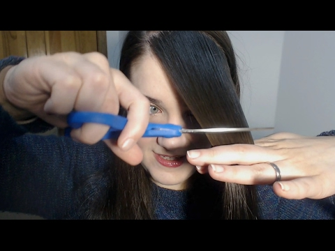 Inexperienced Makeup Tutorial and Cutting My Hair