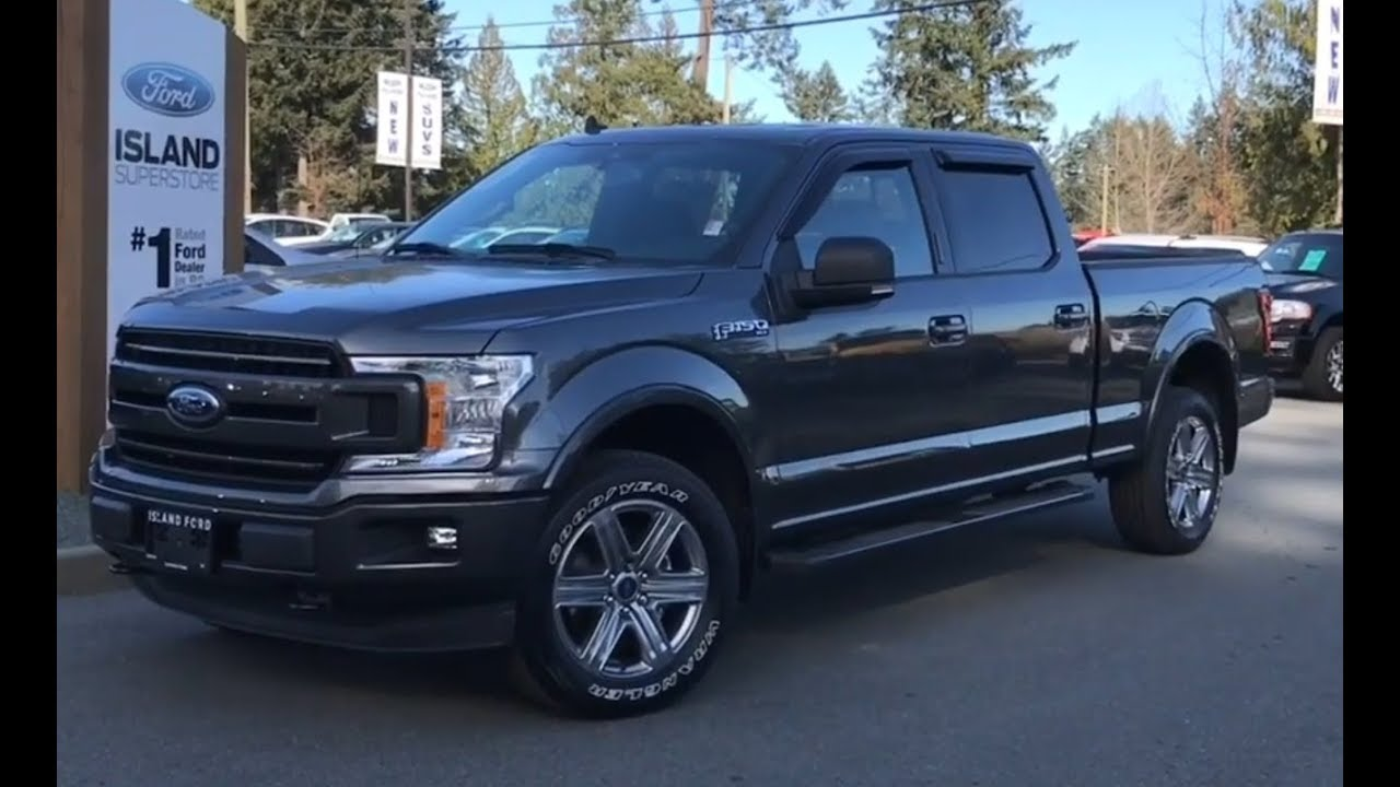 2019 Ford F 150 Xlt 302a 3 5l Supercrew Review Island Ford Youtube