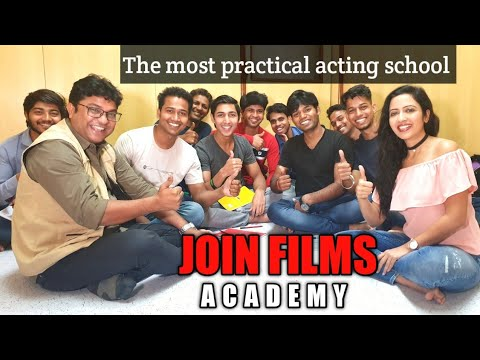 JoinFilms Academy | Training For Camera Acting, Auditions | How To Be An Actor