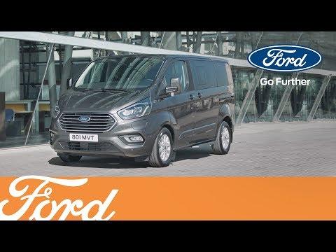 Nueva Tourneo Custom Hibrida Enchufable Phev Ford Espana Youtube
