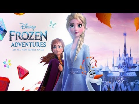 Frozen Adventures IOS/Android Gameplay