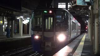 【トキ鉄】えちごトキめき鉄道 日本海ひすいライン 普通泊行 Japan Niigata Echigo TOKImeki Railway Nihonkai Hisui Line Trains