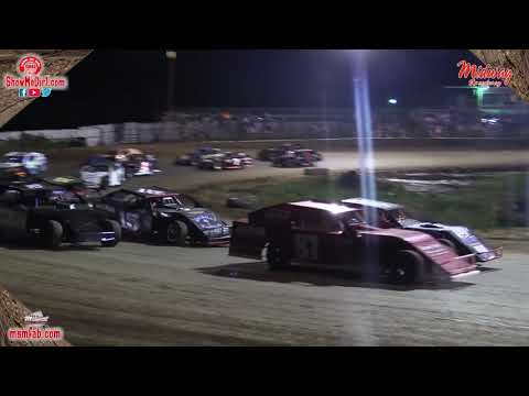 Tony Roper Memorial Midwest Mods A-Feature Lebanon Midway Speedway 05-29-2020 @Midwest Sheet Metal http://msmfab.com/ @3BR Powersports ... - dirt track racing video image