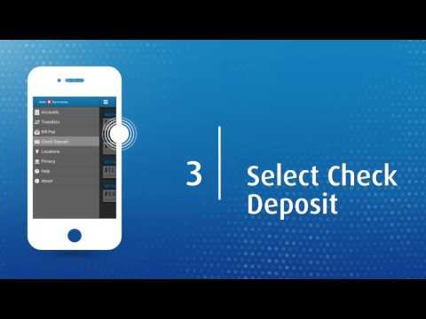 BMO Harris Bank Mobile Deposit