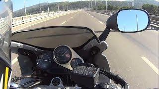Мотовидос Красноярск  Мотобат в лицах  Yamaha FZ 400
