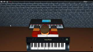 USSR Theme - Communist Russia by: Alexander Vasilyevich Alexandrov on a ROBLOX piano.