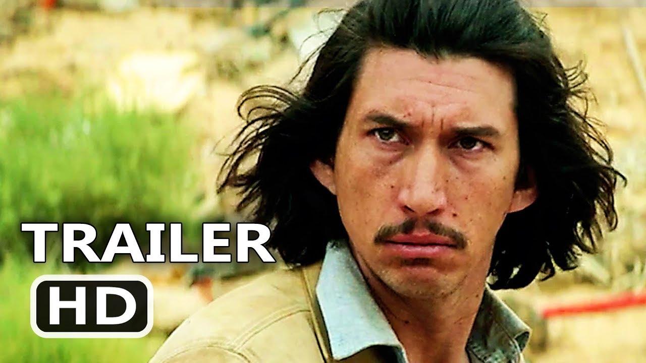 The Man Who Killed Don Quixote Trailer 2 2018 Adam Driver Terry Gilliam Adventure Movie