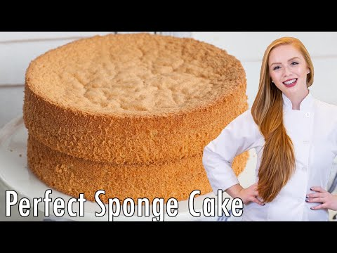 how-to-make-a-sponge-cake