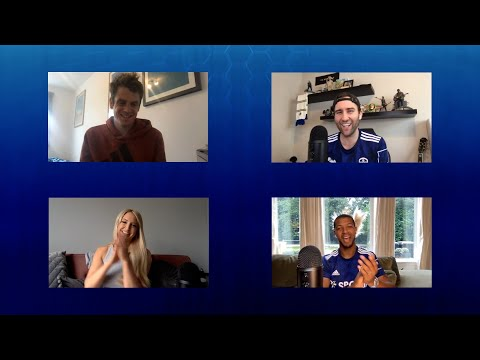 Olympic champion Jonny Brownlee talks to Leeds United |  The Official Leeds United Podcast