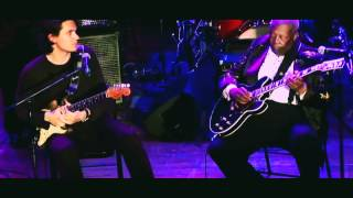 BB King & John Mayer,