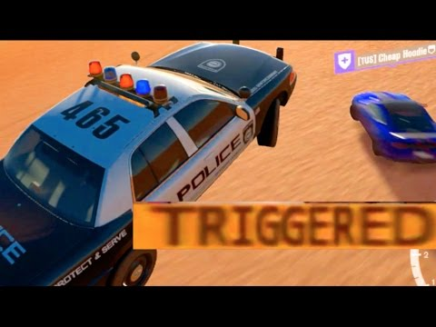 Forza Horizon 3 Online IM TRIGGERED!! w/Crew - Ford Crown Vic