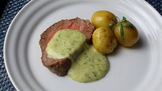Béarnaise Sauce Recipe - How to Make the Best...