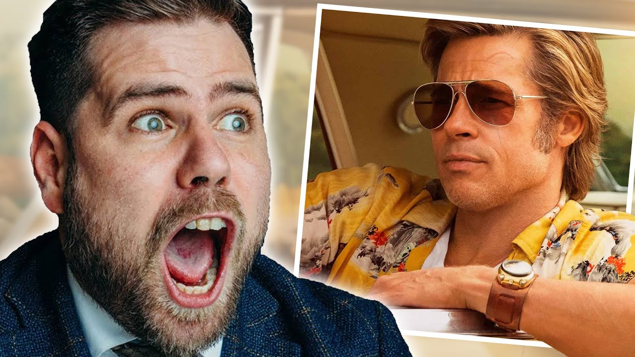Watch Expert Reacts to Brad Pitt's INSANE Watch Collection