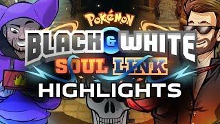 TheKingNappy and ShadyPenguinn's Pokemon Black and White Randomized Soul Link Highlights