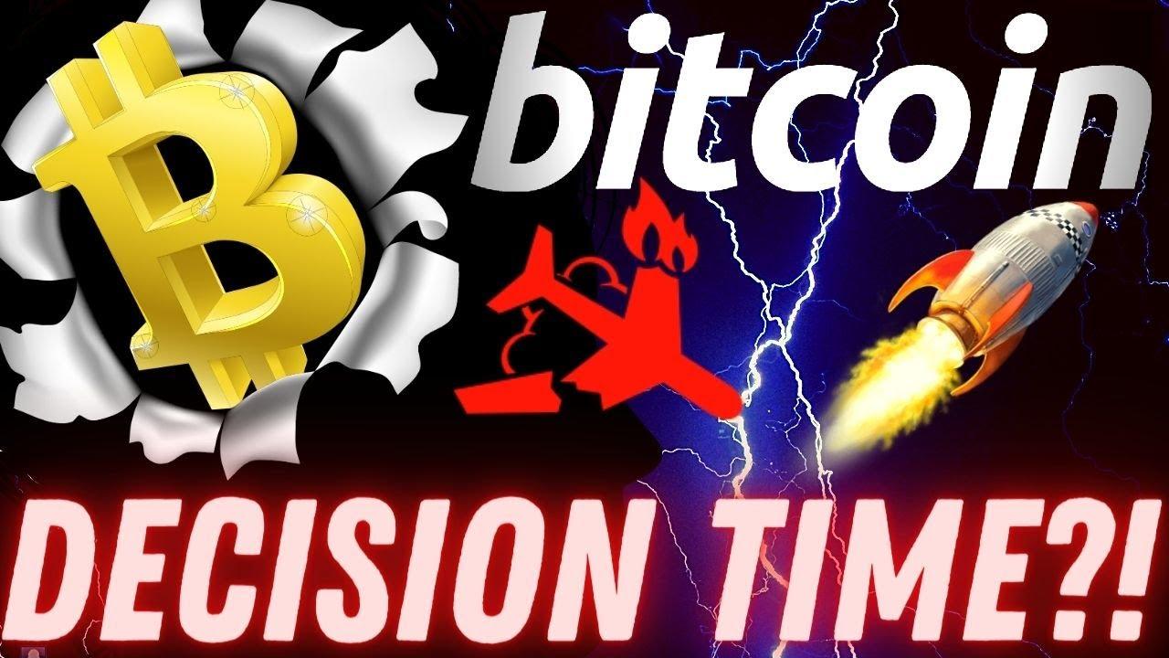 URGENT BITCOIN UPDATE!! DECISION TIME SOON!! Crypto BTC TA price prediction, analysis, news, trading