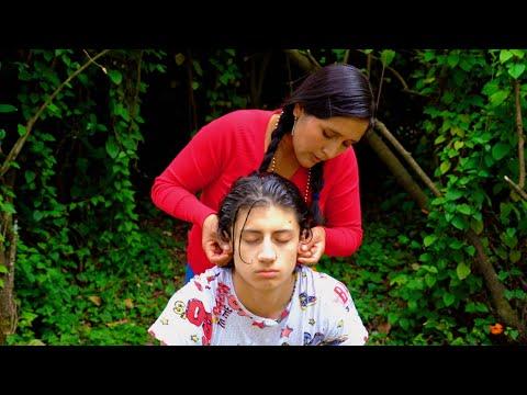Doña Esperanza ASMR: Masaje y limpia espiritual ecuatoriano para el sueño y la relajación