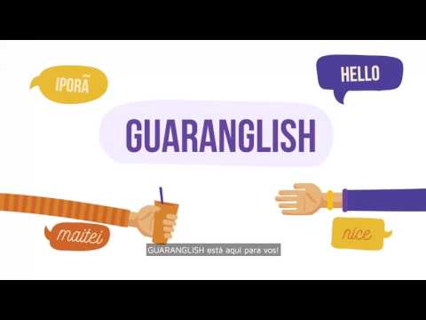 Guaranglish Aprender Guarani Aprender Inglés