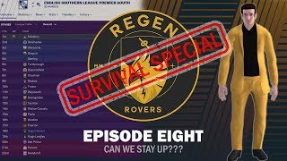 Regen Rovers | Episode 8 - Can We Stay Up??? | Football Manager 2019 Create a Club Series