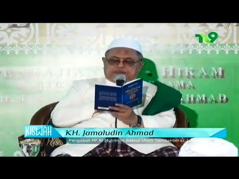 KH. Jamaludin Ahmad - Tazkiyatun Nafs