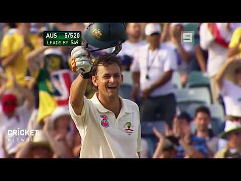 Adam Gilchrist's 57-ball Ashes century an Aussie favourite